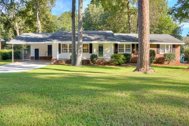 2805 Farrar Place, Augusta, GA 30909 (MLS #476386) :: Southeastern Residential