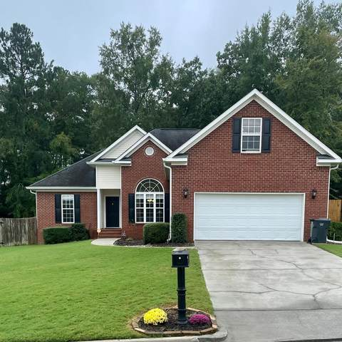 521 Marble Falls Drive, Grovetown, GA 30813 (MLS #476438) :: REMAX Reinvented | Natalie Poteete Team