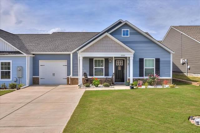 2020 Bonneville Circle, Aiken, SC 29801 (MLS #476439) :: For Sale By Joe   Meybohm Real Estate