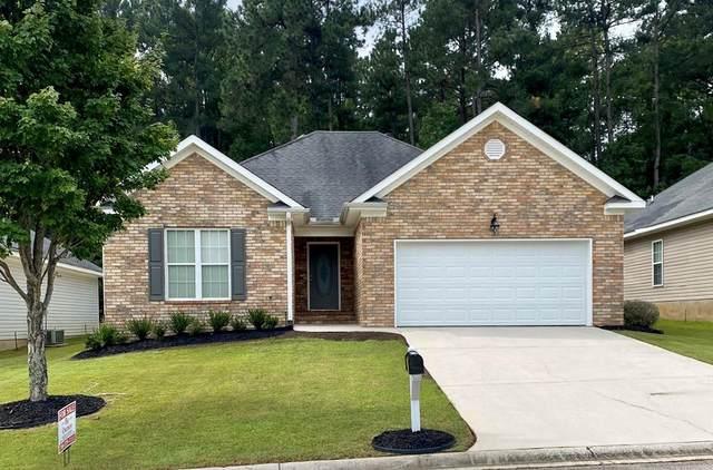 2146 Sylvan Drive, Grovetown, GA 30813 (MLS #476446) :: REMAX Reinvented | Natalie Poteete Team