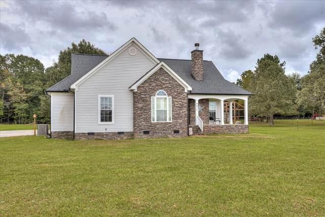 4672 Ga Highway 56 N, Waynesboro, GA 30830 (MLS #476472) :: REMAX Reinvented | Natalie Poteete Team