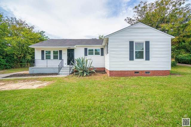 634 Hutchinson Drive, North Augusta, SC 29841 (MLS #476497) :: Young & Partners