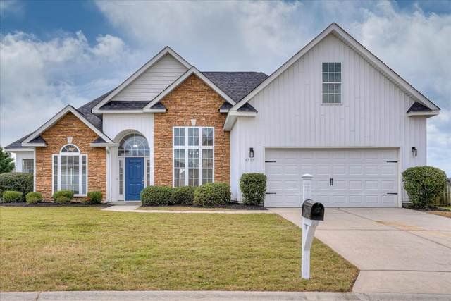 4717 Billie J Drive, Augusta, GA 30909 (MLS #476501) :: Fabulous Aiken Homes