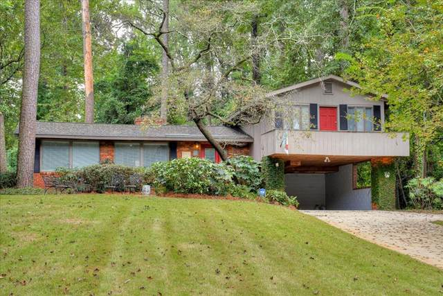 2219 Edgewood Drive, Augusta, GA 30904 (MLS #476519) :: Southeastern Residential