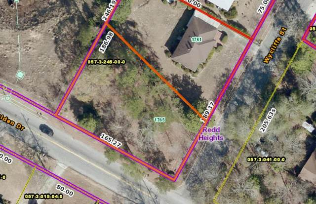1765 Wycliffe Street, Augusta, GA 30309 (MLS #476522) :: Starnes Realty International, Inc