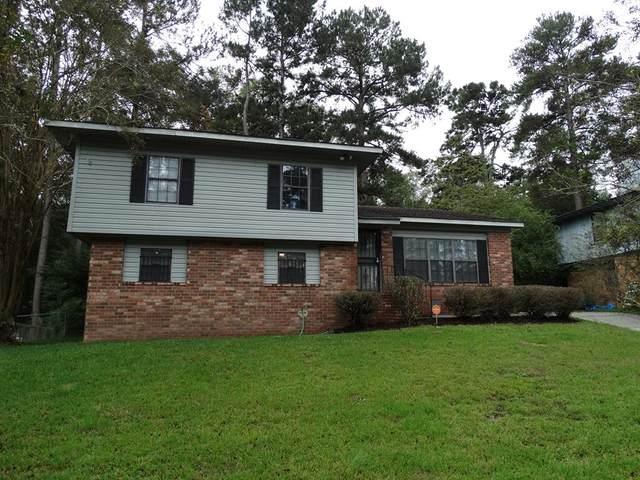 2852 Conniston Drive, Hephzibah, GA 30815 (MLS #476534) :: Tonda Booker Real Estate Sales