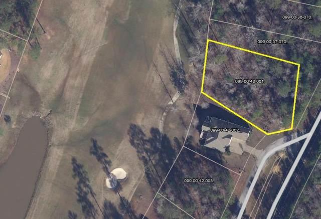 L1 B42 Elgin Lane, McCormick, SC 29835 (MLS #476596) :: Fabulous Aiken Homes
