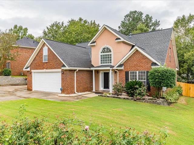 1960 Long Creek Falls Road, Grovetown, GA 30813 (MLS #476607) :: For Sale By Joe | Meybohm Real Estate