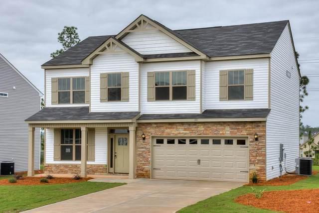 181 Almond Drive, Graniteville, SC 29829 (MLS #476646) :: Tonda Booker Real Estate Sales