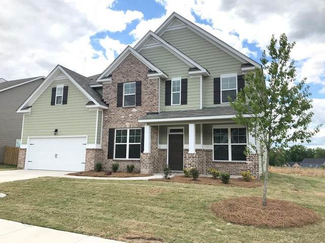 249 Yaun Road, North Augusta, GA 29841 (MLS #476652) :: Southeastern Residential