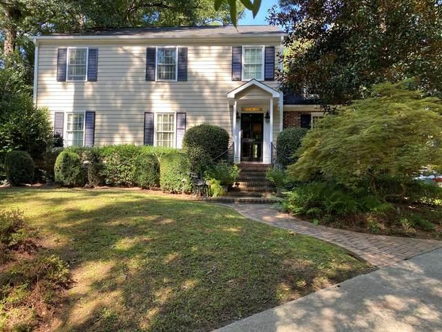 3407 Kerry Place, Augusta, GA 30909 (MLS #476656) :: Southeastern Residential