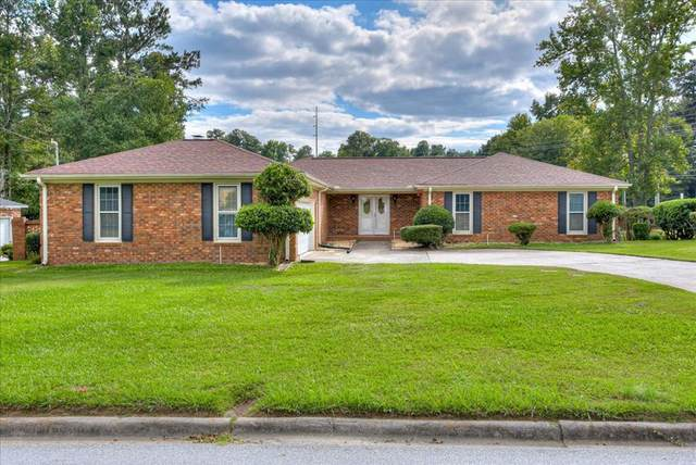 3656 Jamaica Drive, Augusta, GA 30909 (MLS #476665) :: Better Homes and Gardens Real Estate Executive Partners