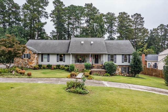 3609 Burning Tree Court, Martinez, GA 30907 (MLS #476669) :: Fabulous Aiken Homes
