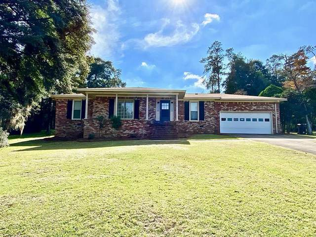 4374 S Goshen Lake Drive S, Augusta, GA 30906 (MLS #476673) :: Fabulous Aiken Homes