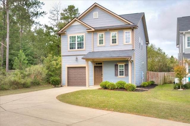 467 Brantley Cove Circle, Grovetown, GA 30813 (MLS #476677) :: Southeastern Residential
