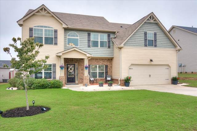 4814 Coal Creek Drive, Graniteville, SC 29829 (MLS #476679) :: Tonda Booker Real Estate Sales