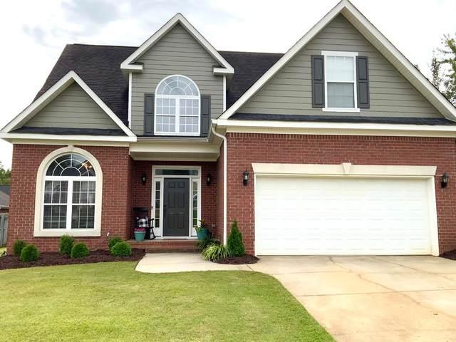 4855 Somerset Drive, Evans, GA 30809 (MLS #476691) :: Tonda Booker Real Estate Sales