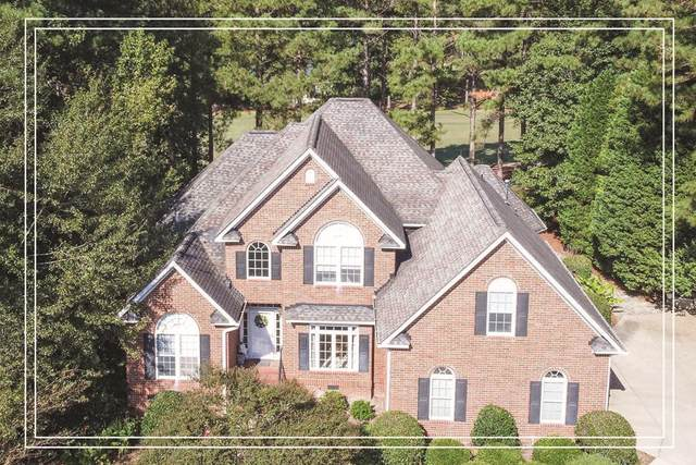 242 Forest Pines Road, Aiken, SC 29803 (MLS #476716) :: For Sale By Joe | Meybohm Real Estate
