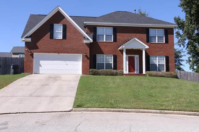 2050 Silver Run Falls, Grovetown, GA 30813 (MLS #476743) :: Fabulous Aiken Homes