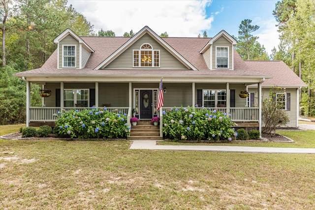 13821 Highway 296, Stapleton, GA 30823 (MLS #476744) :: For Sale By Joe | Meybohm Real Estate