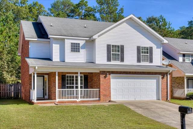 7586 Pleasantville  Way, Grovetown, GA 30813 (MLS #476751) :: Fabulous Aiken Homes
