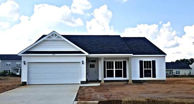340 Fox Haven Drive, Aiken, SC 29803 (MLS #476755) :: Southeastern Residential