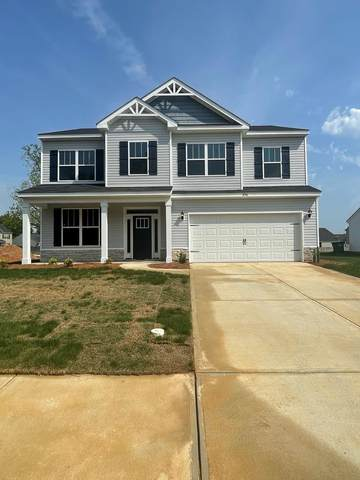 424 Fox Haven Drive, Aiken, SC 29803 (MLS #476764) :: Southeastern Residential