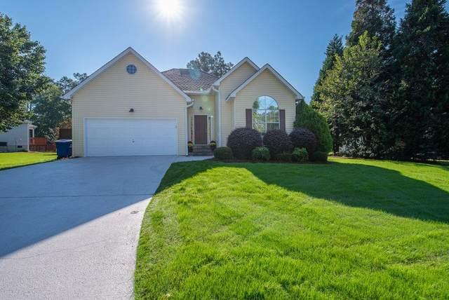 111 Travellers Lane, Aiken, SC 29803 (MLS #476780) :: Southeastern Residential