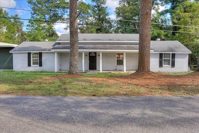 4011 Belair Road, Augusta, GA 30909 (MLS #476782) :: Tonda Booker Real Estate Sales