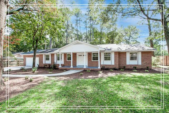 117 Knox Avenue, Aiken, SC 29801 (MLS #476788) :: Southeastern Residential