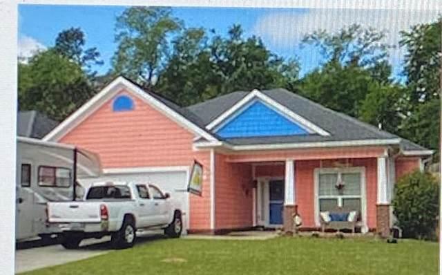 4095 SW Fieldcrest Drive, North Augusta, SC 29841 (MLS #476804) :: Tonda Booker Real Estate Sales