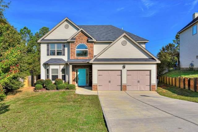 204 Mossy Oak Circle, North Augusta, SC 29841 (MLS #476811) :: Fabulous Aiken Homes