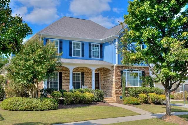117 Pickney Place, Aiken, SC 29803 (MLS #476816) :: For Sale By Joe | Meybohm Real Estate