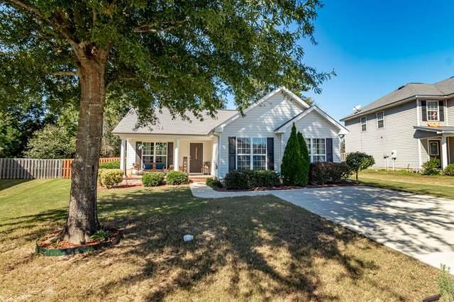 726 Keyes Drive, Grovetown, GA 30813 (MLS #476826) :: Shaw & Scelsi Partners