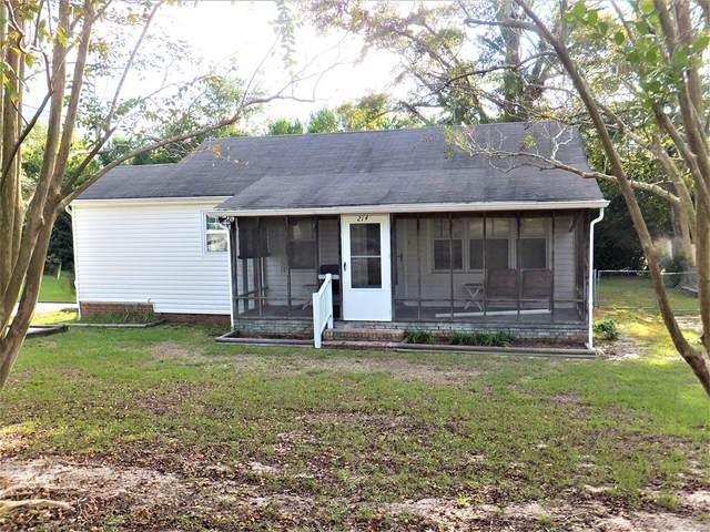 214 Edgewood Drive, North Augusta, SC 29841 (MLS #476841) :: Melton Realty Partners