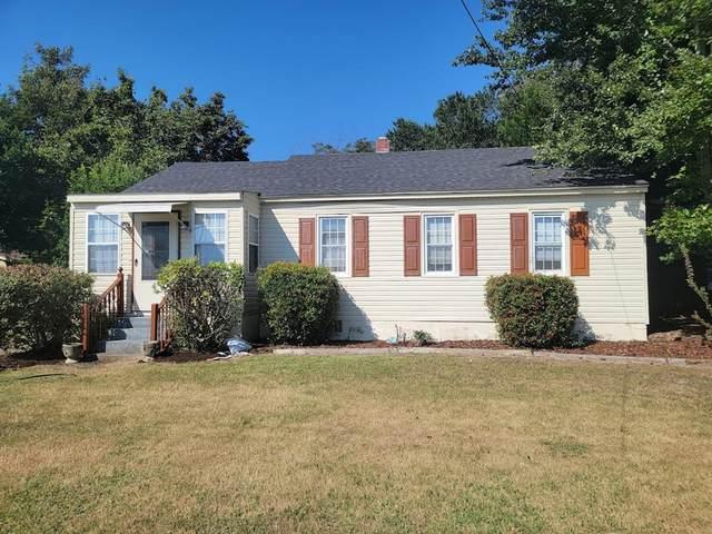 711 Stone Avenue, Waynesboro, GA 30830 (MLS #476850) :: For Sale By Joe   Meybohm Real Estate