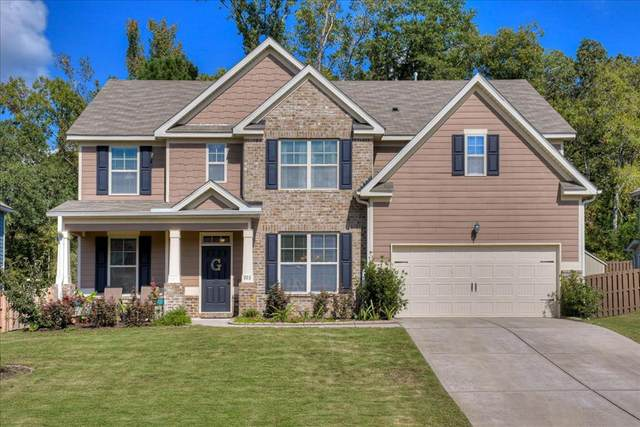 923 Innisbrook Drive, Evans, GA 30809 (MLS #476854) :: Young & Partners