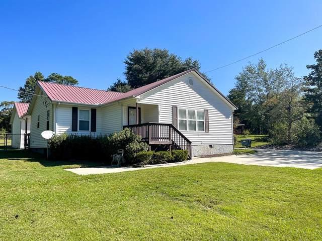289 Piney Heights Road, Warnerville, SC 29851 (MLS #476869) :: Starnes Realty International, Inc