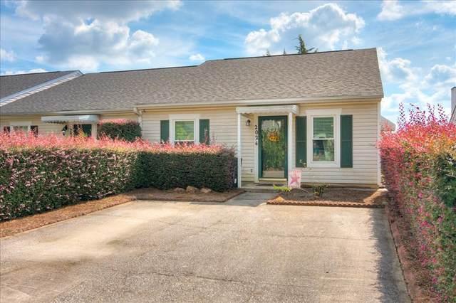 2024 Saba Drive, Augusta, GA 30909 (MLS #476880) :: Better Homes and Gardens Real Estate Executive Partners