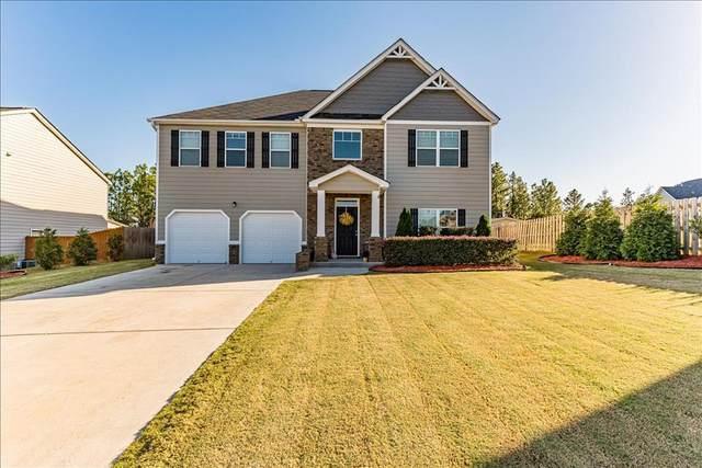 235 Fioli Circle, Graniteville, SC 29829 (MLS #476882) :: For Sale By Joe | Meybohm Real Estate