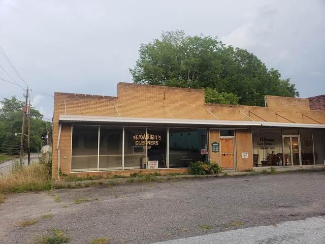 212 Lynch Street, Edgefield, SC 29824 (MLS #476893) :: REMAX Reinvented | Natalie Poteete Team
