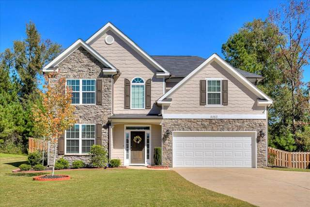 5353 Canterbury Farms Parkway, Grovetown, GA 30813 (MLS #476899) :: Shaw & Scelsi Partners