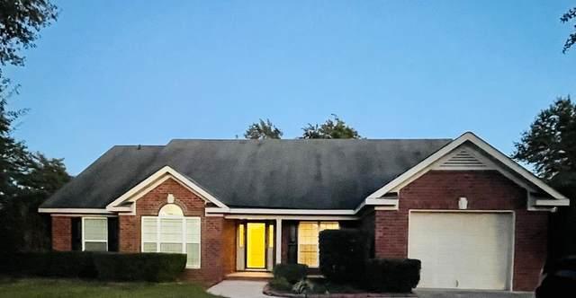 3838 Oxford Drive, Hephzibah, GA 30815 (MLS #476935) :: Southeastern Residential