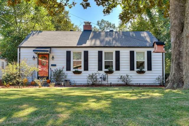 1618 Pendleton Road, Augusta, GA 30904 (MLS #476936) :: Shannon Rollings Real Estate