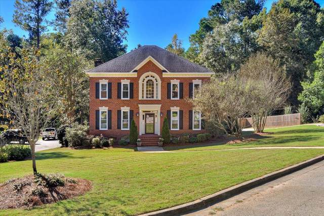 4578 Bedford Court, Evans, GA 30809 (MLS #476937) :: Shannon Rollings Real Estate