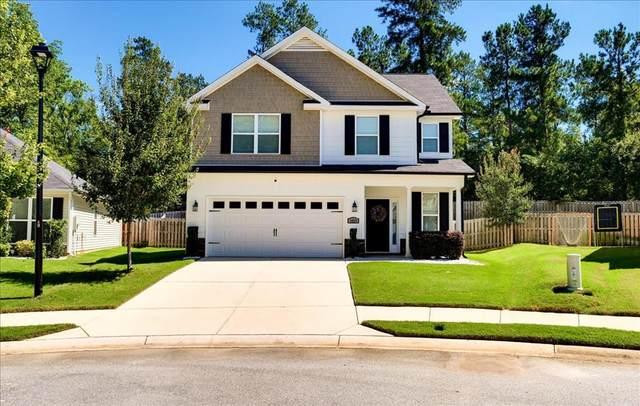 1691 Tralee Court, Grovetown, GA 30813 (MLS #476938) :: Shannon Rollings Real Estate