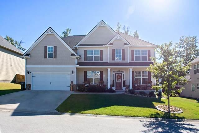 1546 Highwoods Pass, Grovetown, GA 30813 (MLS #476939) :: Southeastern Residential
