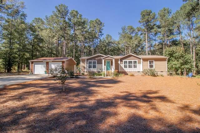 2950 Banks Mill Road, Aiken, SC 29803 (MLS #476960) :: Southeastern Residential