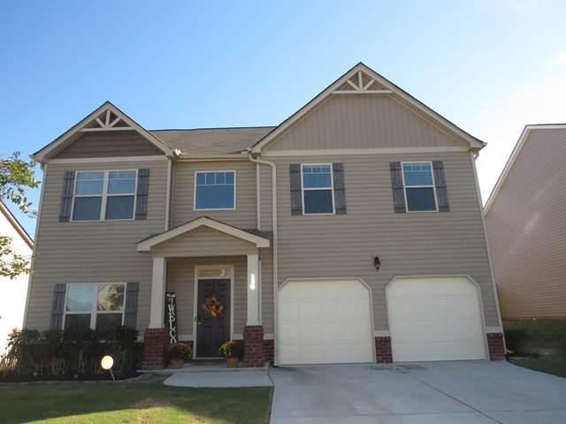 136 Sims Court, Augusta, GA 30909 (MLS #476963) :: Southeastern Residential