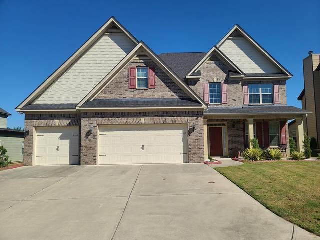 121 Broadleaf Trail, Grovetown, GA 30813 (MLS #476964) :: Southeastern Residential
